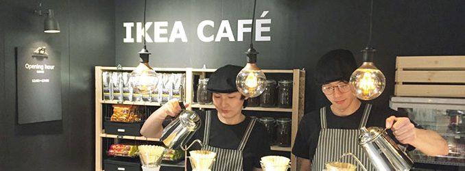 イケア船橋開店10周年迎え革新 カフェ開設、農産物も催事販売