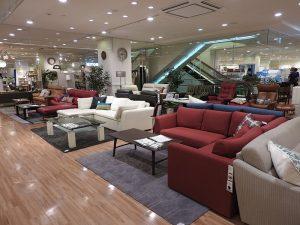 ニトリとしては初の百貨店内への出店となったプランタン銀座店