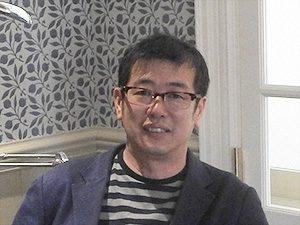 吉村稔男社長