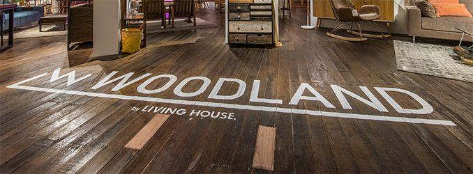 リビングハウスとナガノインテリア工業「ウッドランド・バイ・リビングハウス」オープン