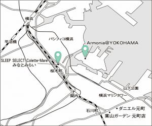 みなとみらい地区・石川町 ①