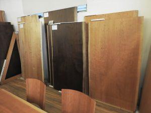 無垢材で家具のオーダーメードが可能