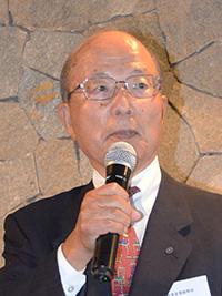 日本国際家具産業振興会の加藤知成会長