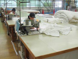 ⑥ 縫製工程