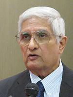 日印国際産業振興協会名誉理事のシャシ・ソマルワル氏