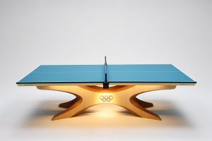 リオ五輪で公式卓球台として採用された「インフィニティ」