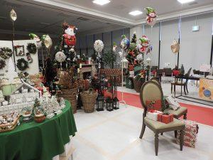 イベントスペースのクリスマス企画