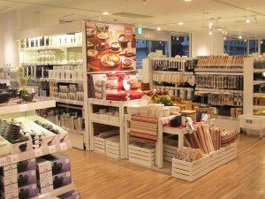 昨年12月にオープンしたニトリ新宿タカシマヤタイムズスクエア店